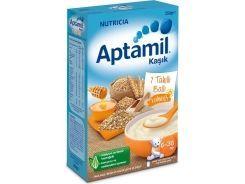 Aptamil Kahvaltı 7 Tahıllı Ballı Tahıl Bazlı Kaşık Maması 250 Gr