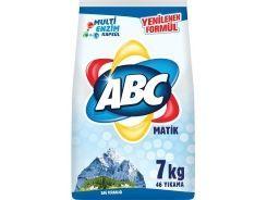ABC Matik Dağ Ferahlığı Toz Deterjan 7 Kg