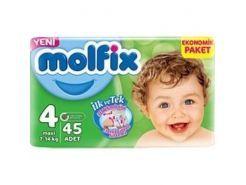 Molfix Bebek Bezi Maxi Jumbo Paket 4...