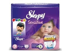 Sleepy Sensitive Bebek Bezi XXL Jumbo...