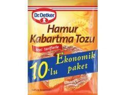 Dr. Oetker Hamur Kabartma Tozu 10'Lu...