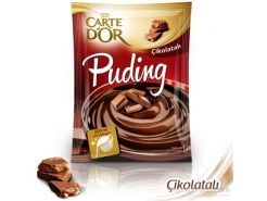 Carte D'Or Puding Çikolatalı Puding