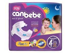 Canbebe Bebek Bezi Jumbo 4+ Beden 9-16...
