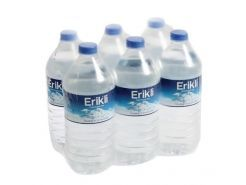 Erikli 1lt Pet Şişe 6'lı Paket