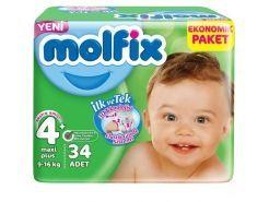 Molfix Bebek Bezi Maxi Plus Jumbo Paket...
