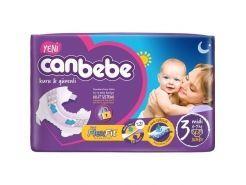 Canbebe Bebek Bezi Jumbo 3 Beden 4-9 Kg...