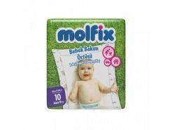 Molfix Bebek Bakım Örtüsü 10'Lu