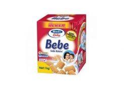 Ülker Hero Baby Sütlü Bisküvi 1 Kg