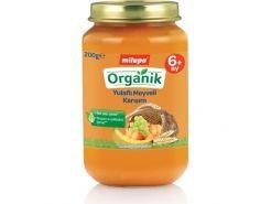 Milupa Organik Yulaflı Meyve Püreli...