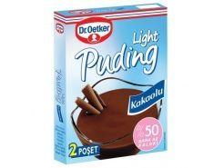 Dr. Oetker Puding Light Kakaolu 70 Gr