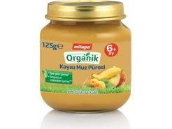 Milupa Organik Kayısı Muz Püreli...
