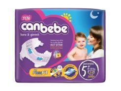 Canbebe Bebek Bezi Jumbo 5+ Beden 13-20...