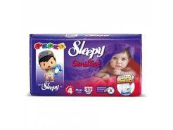 Sleepy Sensitive Bebek Bezi Maxi Jumbo...