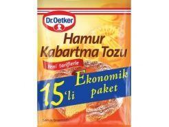 Dr. Oetker Hamur Kabartma Tozu 15'Li...