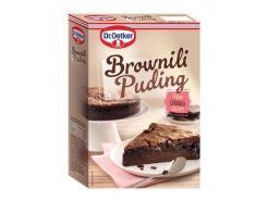 Dr. Oetker Puding Brownili 485 Gr