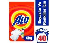Alo Toz Çamaşır Deterjanı Beyazlar...