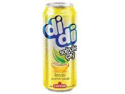 Çaykur Didi Soğuk Çay Limon 500 ml...