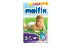 Molfix Bebek Bezi Midi Plus Jumbo Paket...