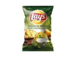 Lays Yoğurt & Mevsim Yeşillikleri...