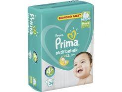 Prima Bebek Bezi Aktif Bebek Maxi Plus...