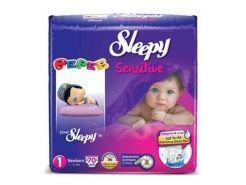 Sleepy Sensitive Bebek Bezi Yeniodoğan...