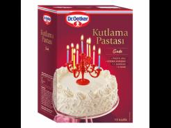Dr. Oetker Sade Kutlama Pastası 485 Gr