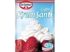 Dr. Oetker Krem Şanti Light 38 Gr