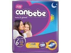 Canbebe Bebek Bezi Jumbo 6 Beden +15 Kg...