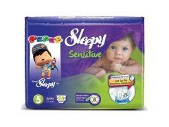 Sleepy Sensitive Bebek Bezi Junior...